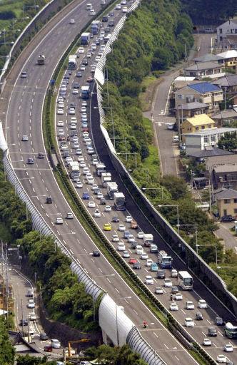 東名 高速 道路 渋滞