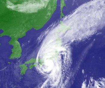 台風 Q:先日、日本列島を縦断した台風15号の情報をネットで見ていると「台風...  携帯ニュー